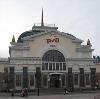 Железнодорожные вокзалы в Сретенске