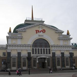 Железнодорожные вокзалы Сретенска